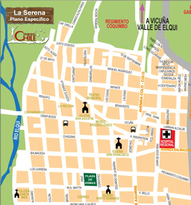 VIVIENDO CHILE - Turismo - Datos Turísticos - Servicios